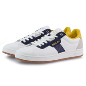 Replay - Low Cut - WHITE/NAVY