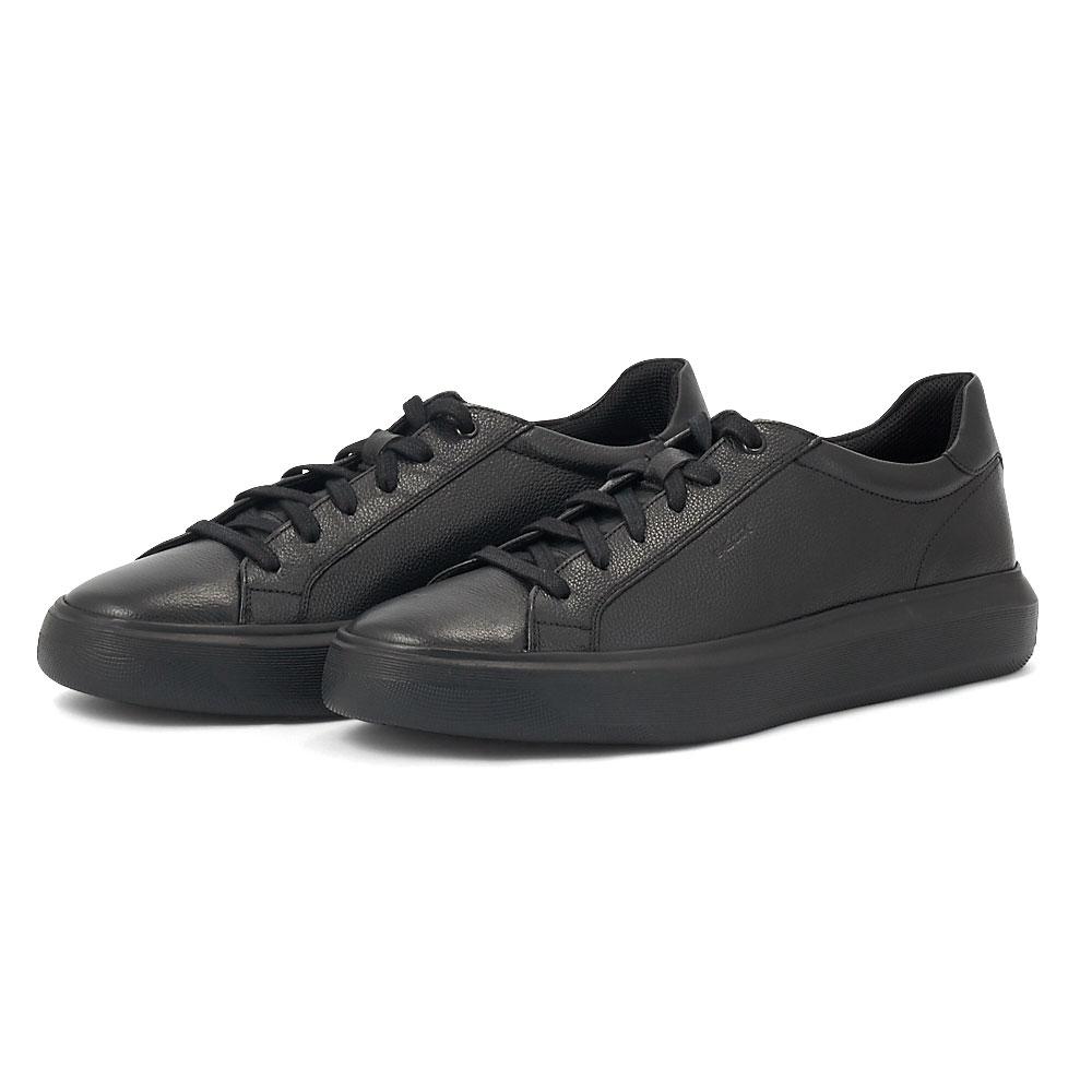 Geox U Deiven B - Sneakers - BLACK