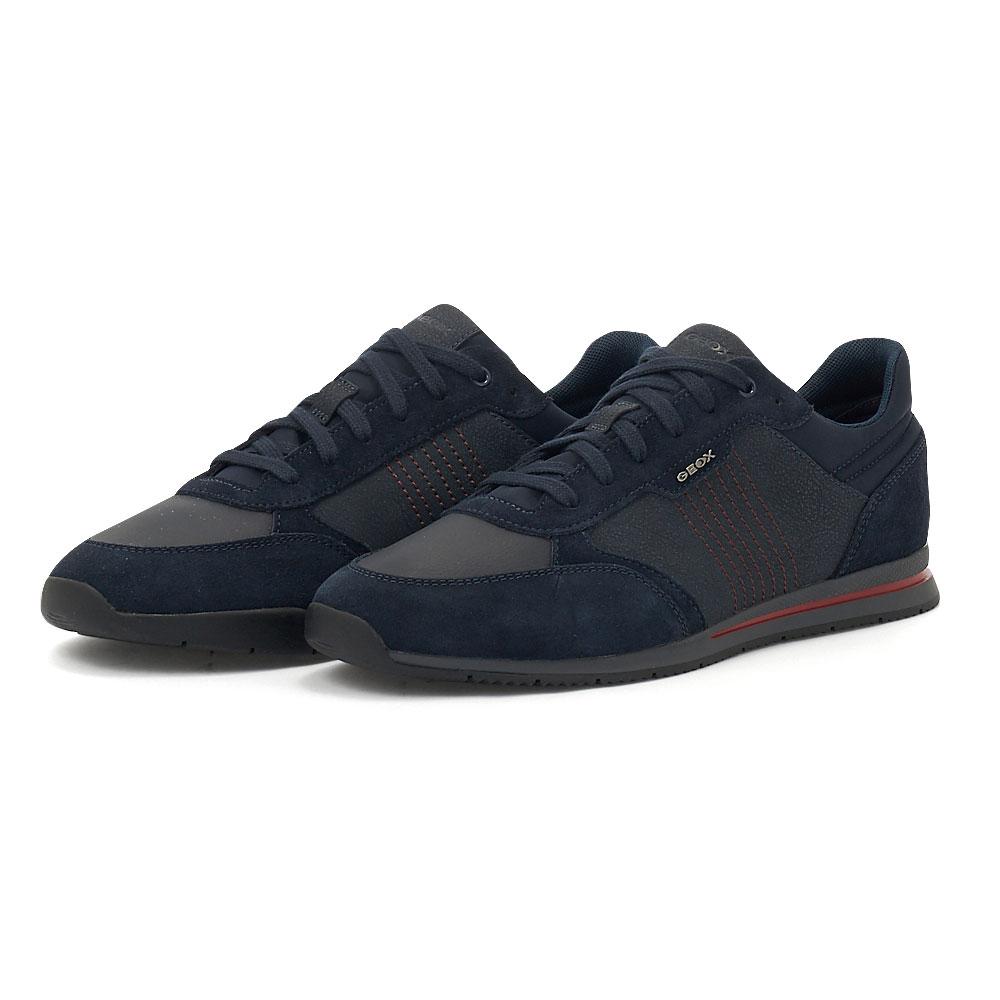 Geox U Edizione A - Sneakers - NAVY
